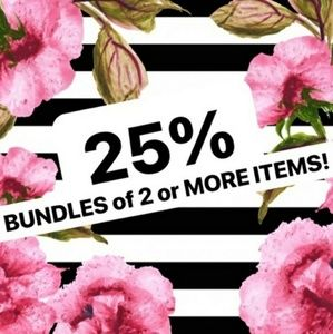 Tops - BUNDLE!! Save 25% + Discounted shipping